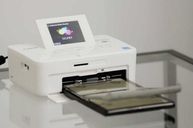 SELPHY+CP910+Portable+Wireless+Photo+Printer+By+Canon