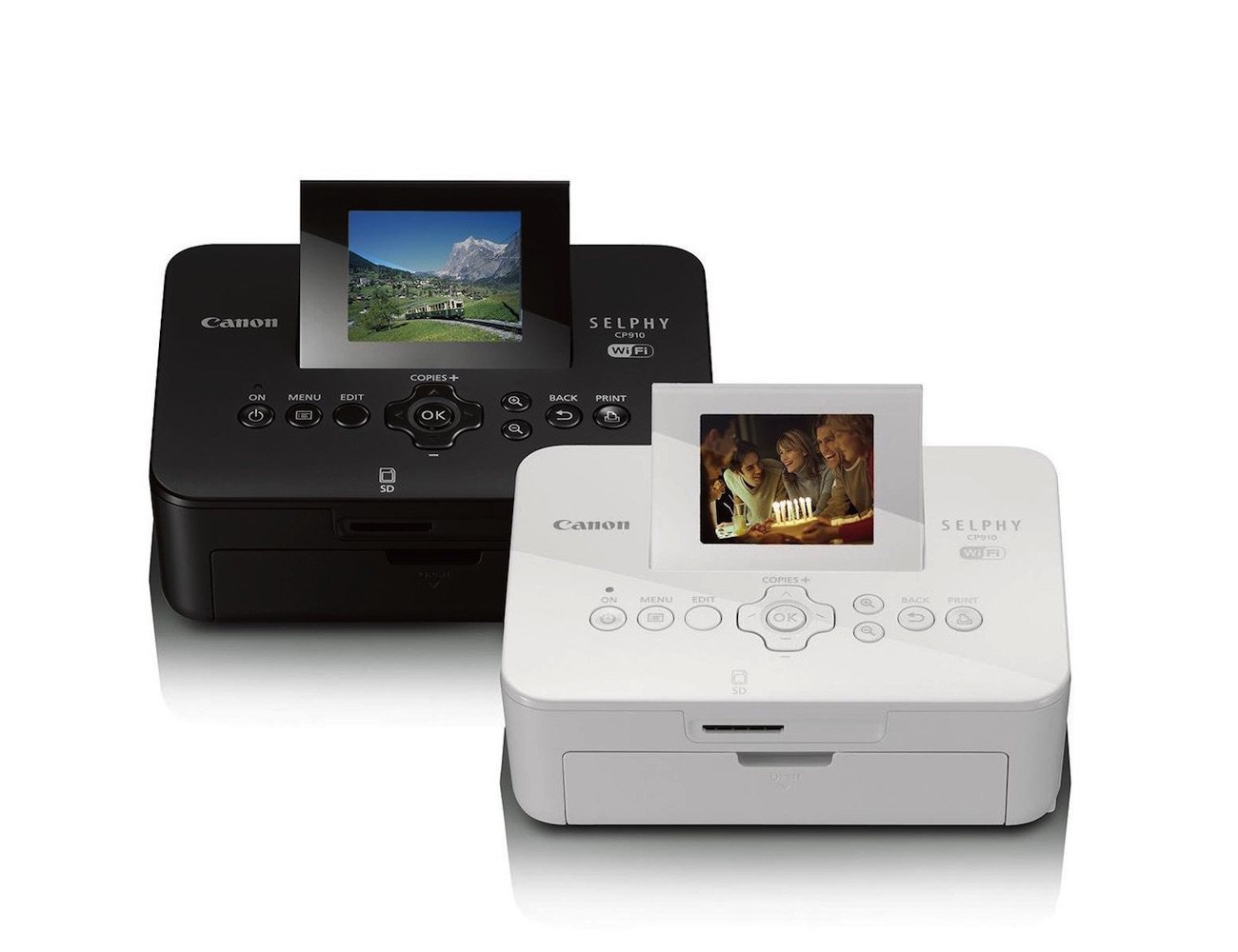 SELPHY CP910 Portable Wireless Photo Printer by Canon