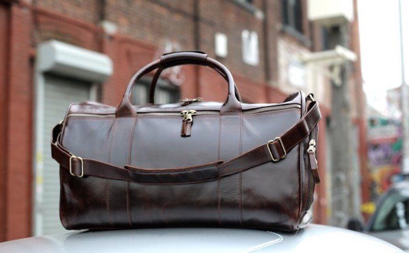 Saintly+Bags+%26%238211%3B+Customizable+Leather+Weekenders