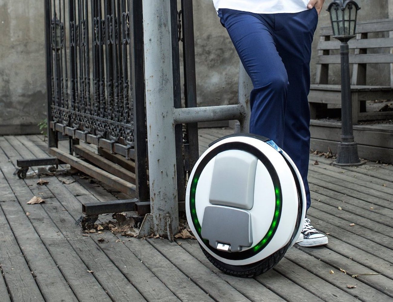 Self+Balancing+Unicycle+Electric+Scooter