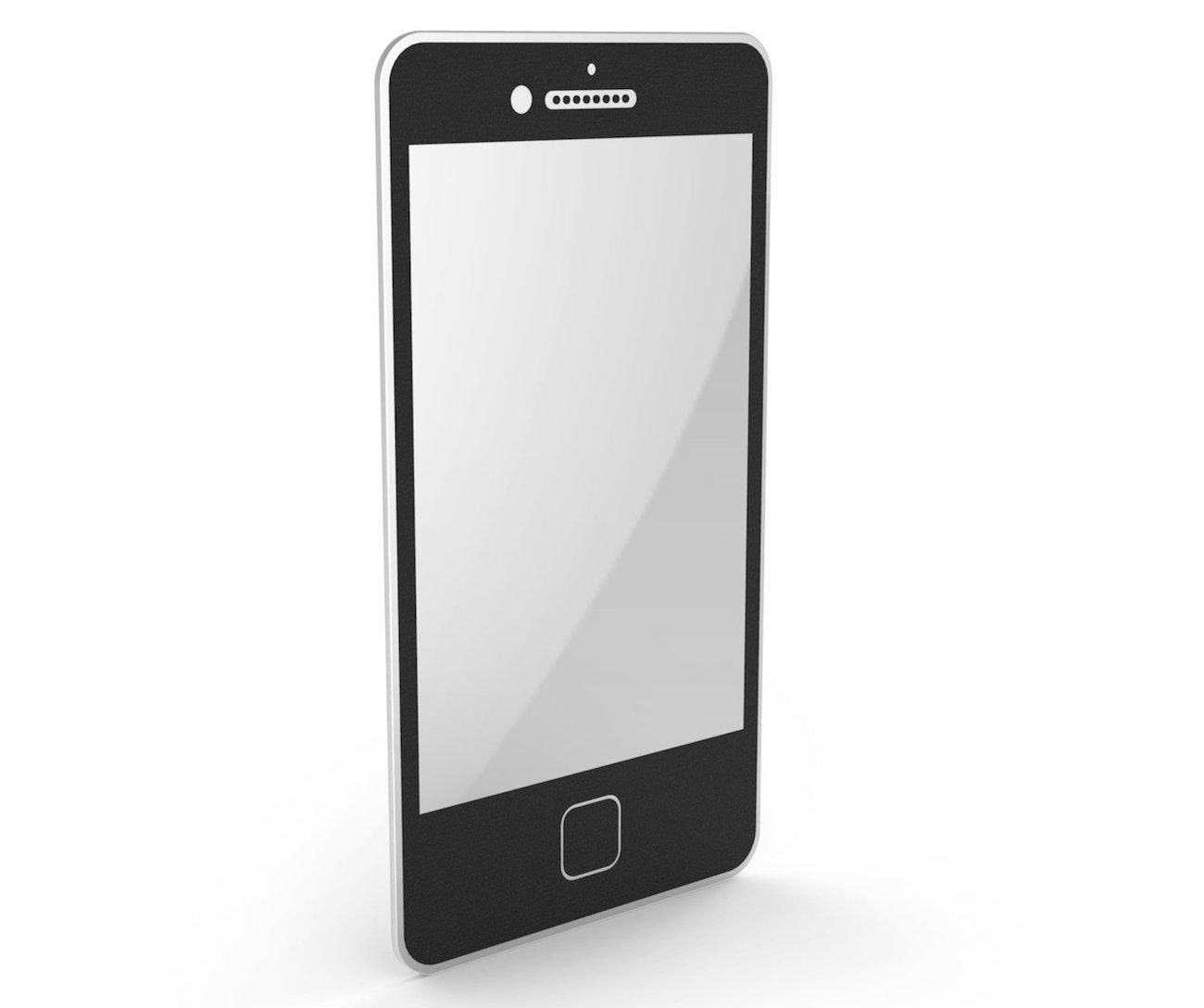 Selfie Pocket Mirror – Resembling a Smartphone