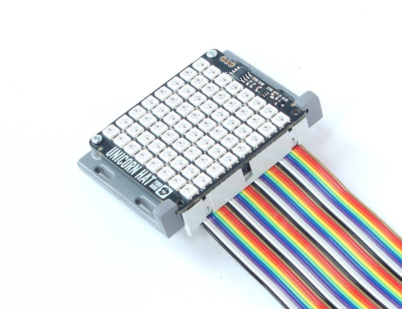 SmartiHat LEGO Compatible Raspberry Pi A+ / Hat Mount