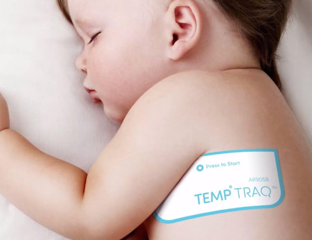 TempTraq – Wireless Thermometer
