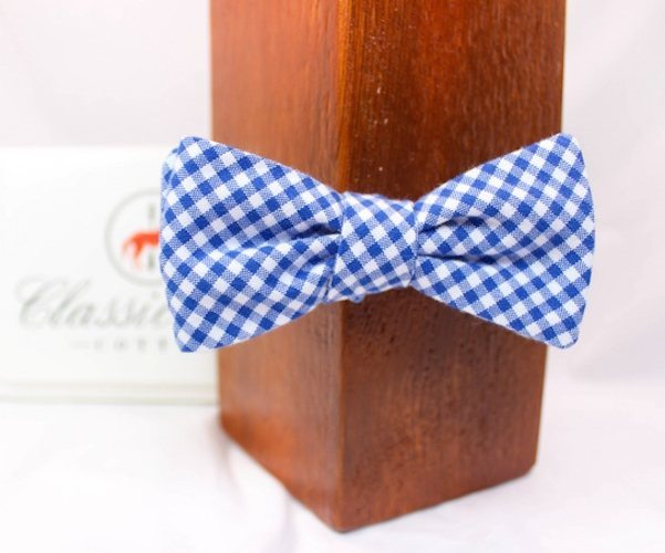 The Classic-Tied Bow Tie