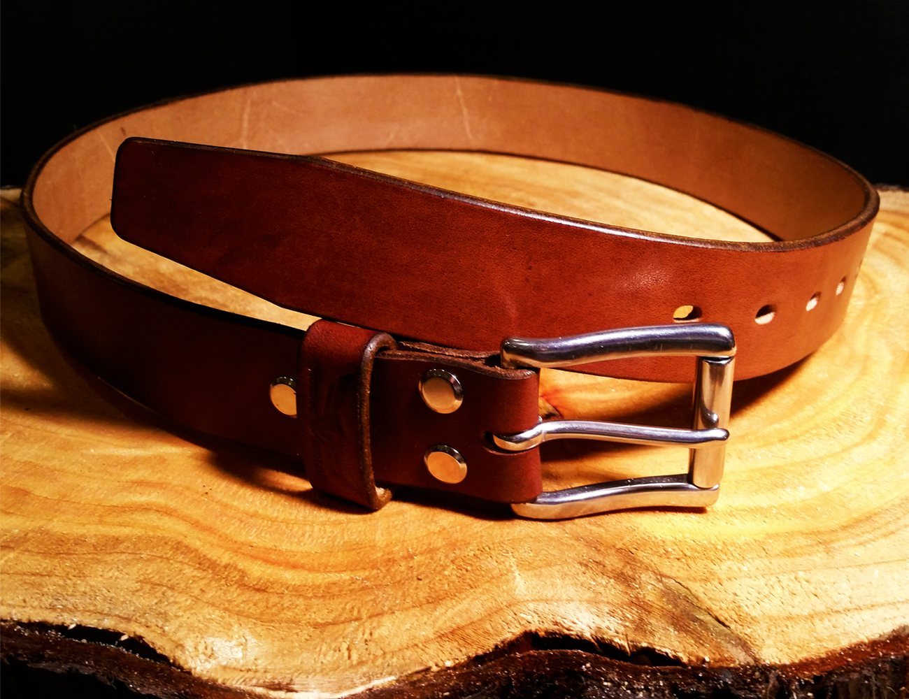 The Oak Bark Belt – Built To Outlast Its Owner!