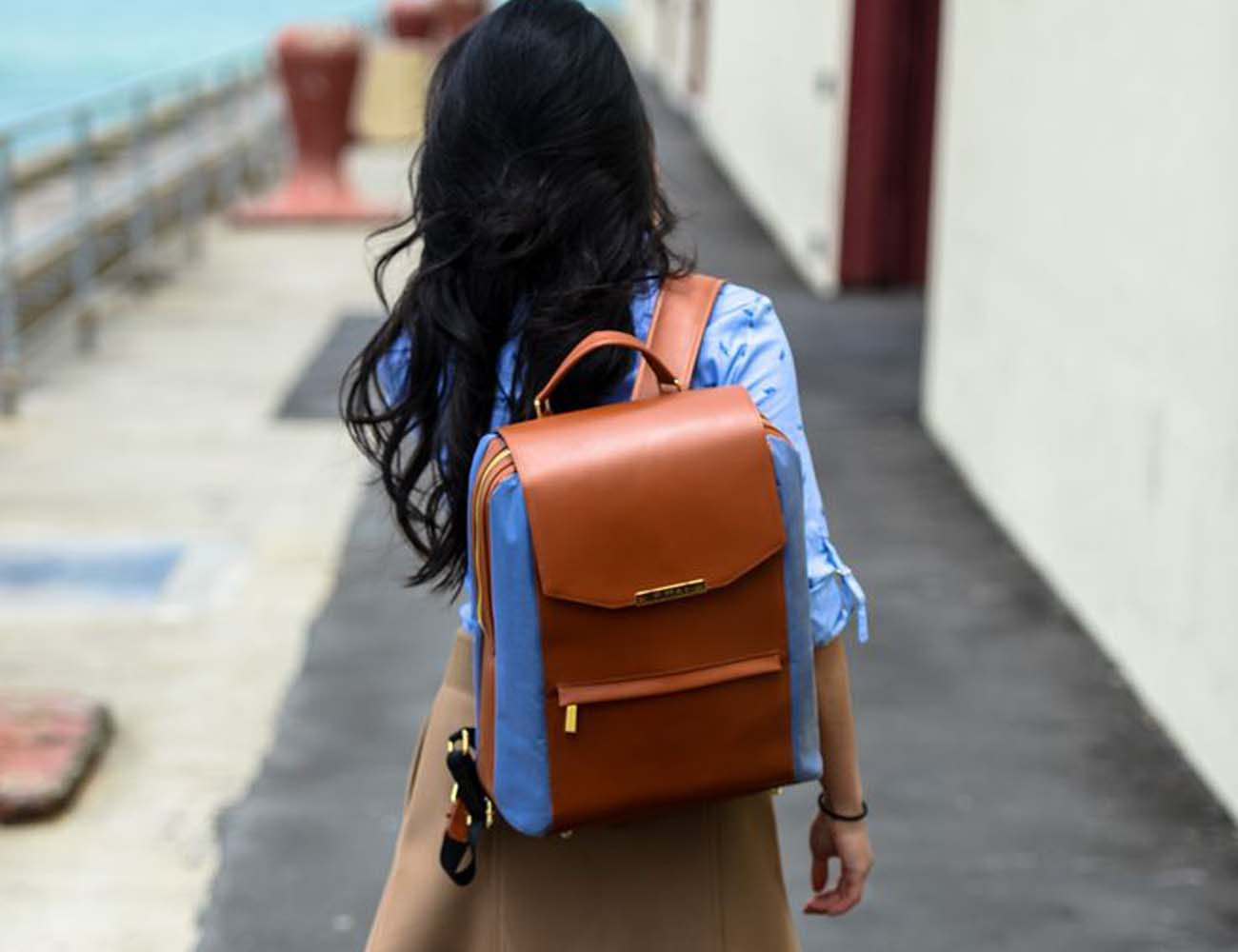 The Perfect Bag For Modern Women. Carry On, Beautifully