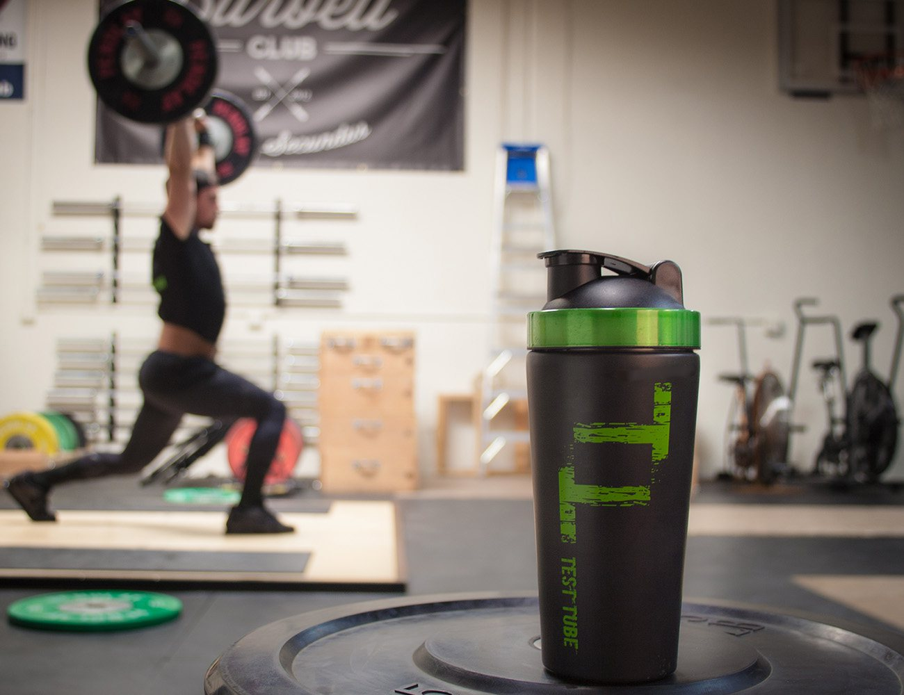 The Test Tube Protein Shaker