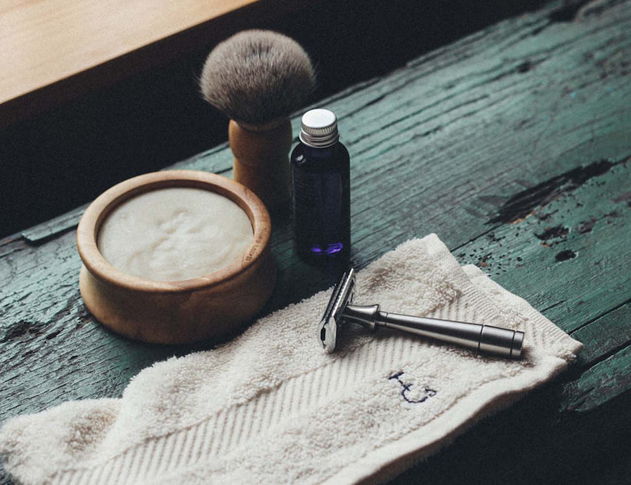 Thomas Clipper – Shaving Kit With a Historic Touch