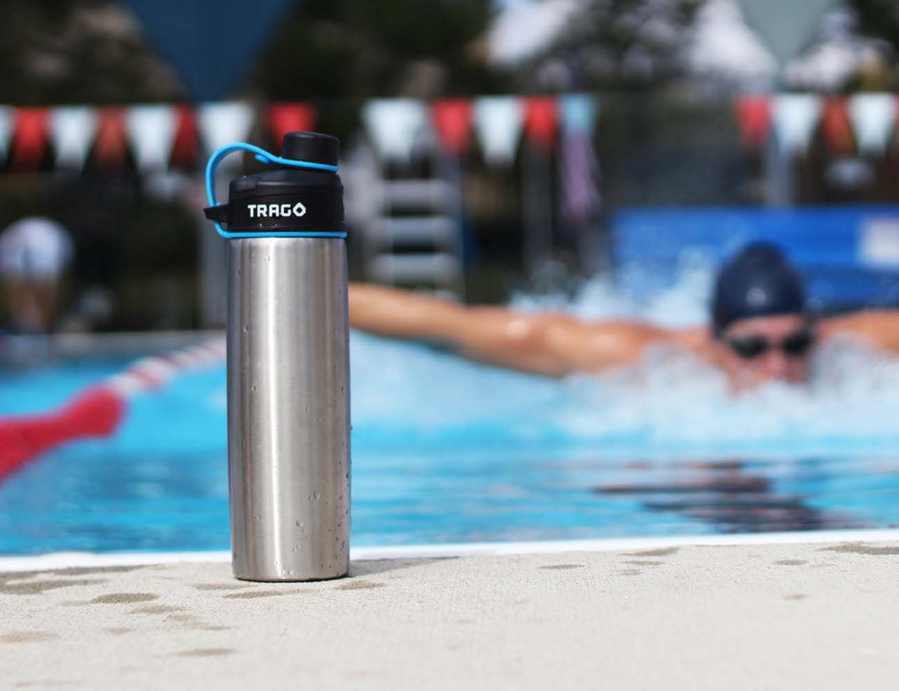 Trago – The World's First Smart Water Bottle