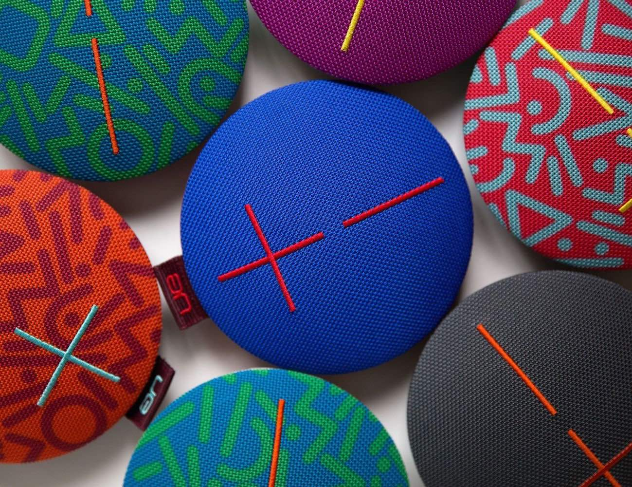 UE ROLL Portable Bluetooth Speaker
