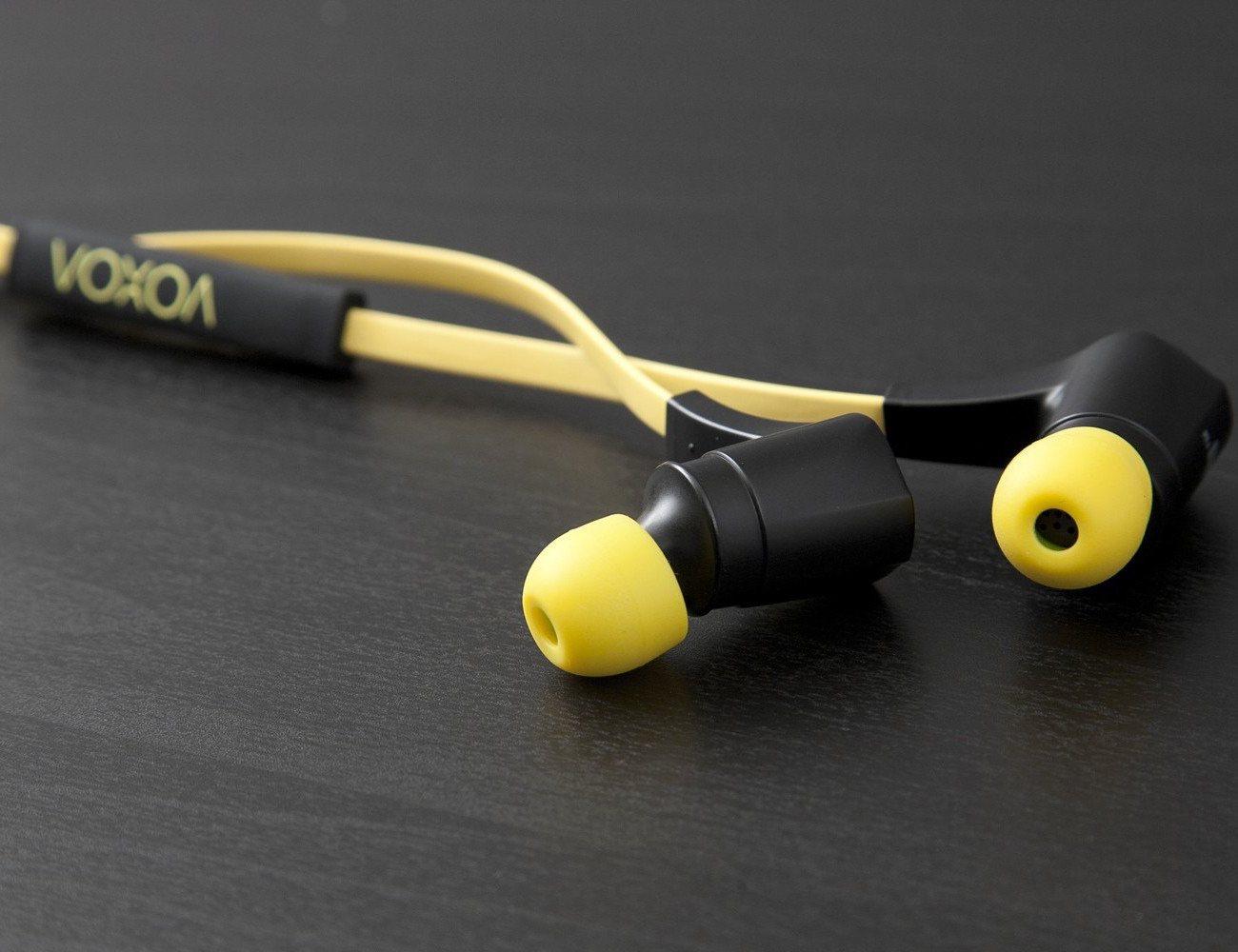 VOXOA+Sports+Wireless+Earphones+%26%238211%3B+Sweatproof+And+Water-Resistant