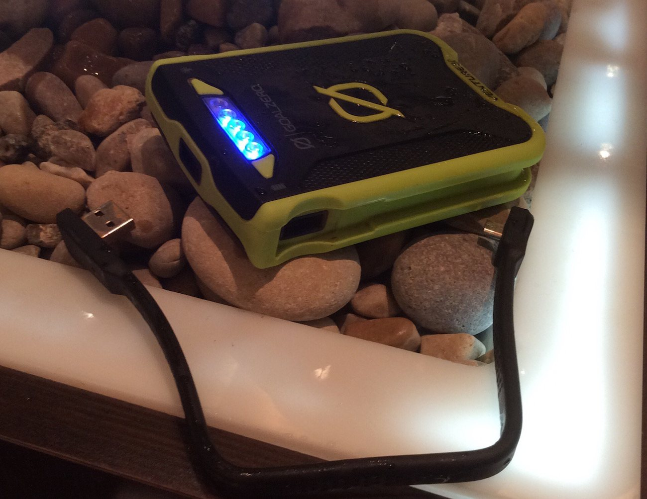 Venture 30 – Power Pack With Solar Charging by Goal Zero