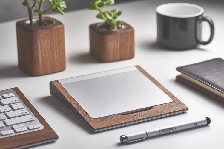 Walnut Trackpad Tray By Grovemade