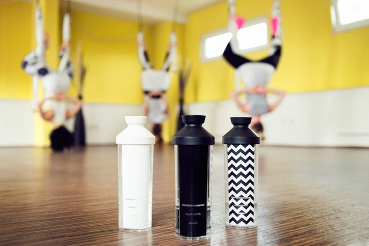 ZAZA: The First Plant-Based and Customizable Water Bottles