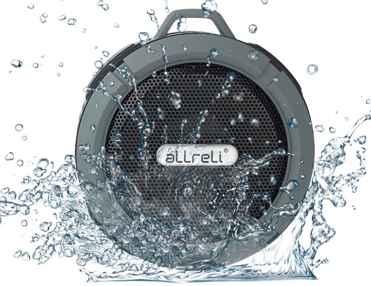 aLLreLi C6 Waterproof Wireless Bluetooth 3.0 Speaker