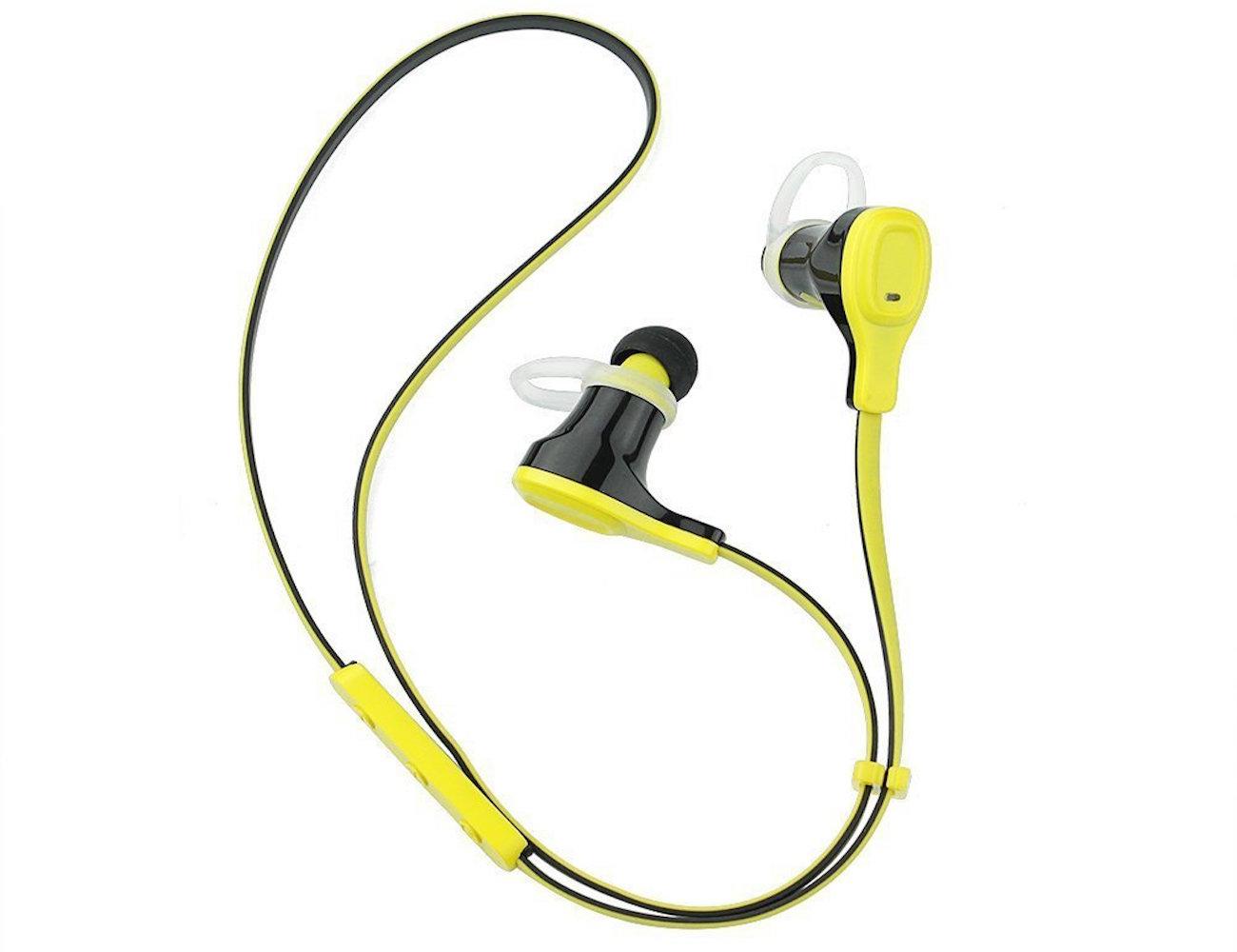 aLLreLi S370 Sports Earbuds Bluetooth V4.0 Running Headphones