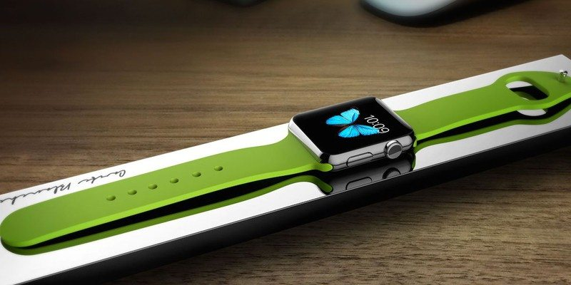 BLOC Power Bank for Apple Watch