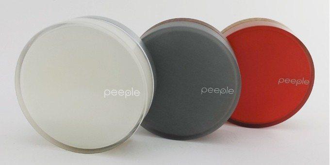 Peeple in colours