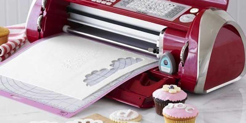 Cricut Cake Personal Electronic Cutter