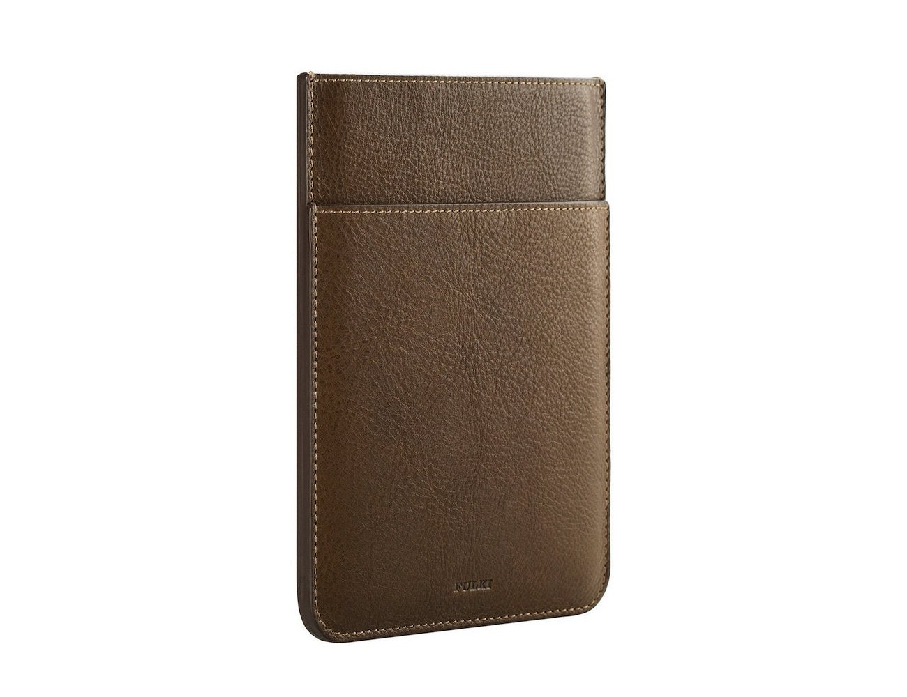 iPad Mini Leather Pocket Sleeve