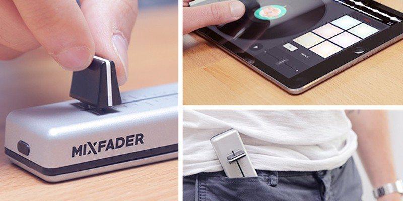 Mixfader on Kickstarter