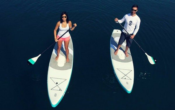 Enjoy a Happy Water Ride With Sipaboards – Smart Stand-Up Paddle Board For Adventurers