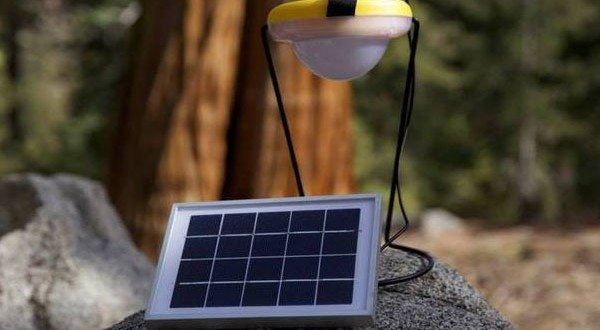 Sun King™ Pro Makes a Perfect Camping Light and Charger Pack