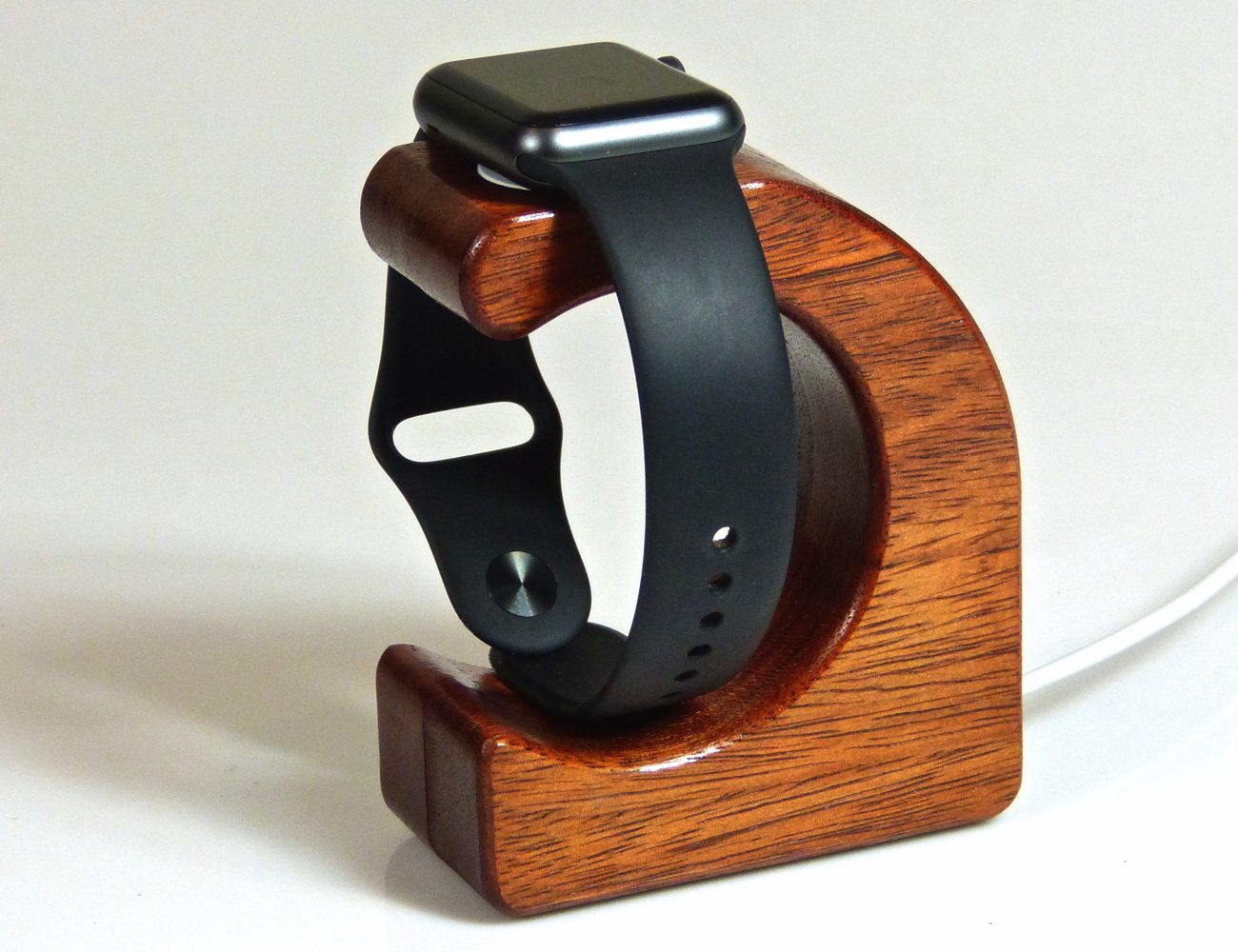 The WAVE Apple Watch Charging Stand