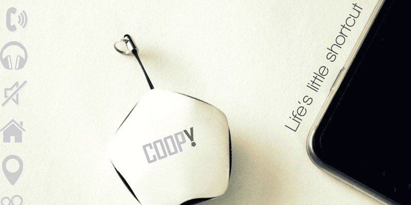 COOPY – Remote Control for Your Smartphone