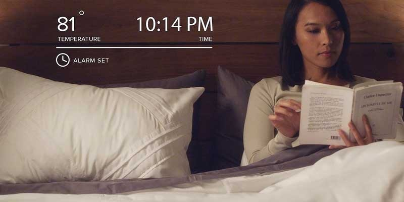 Make Your Bed Smart With Luna