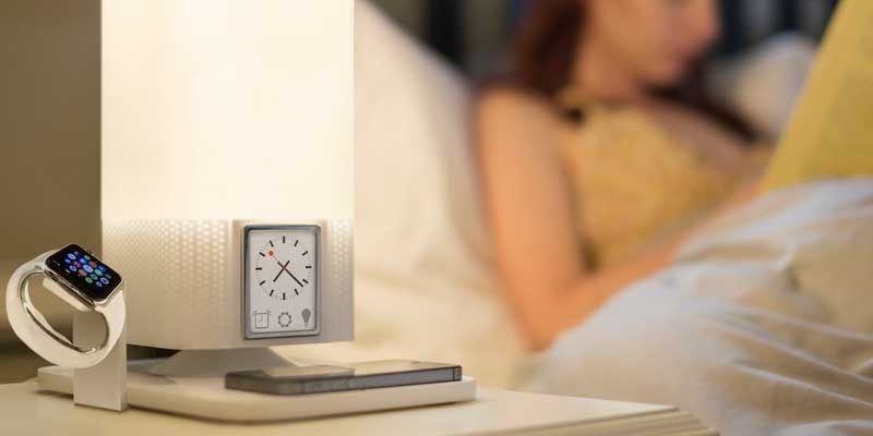 Luzi- World's Smartest Lamp That Helps You Sleep