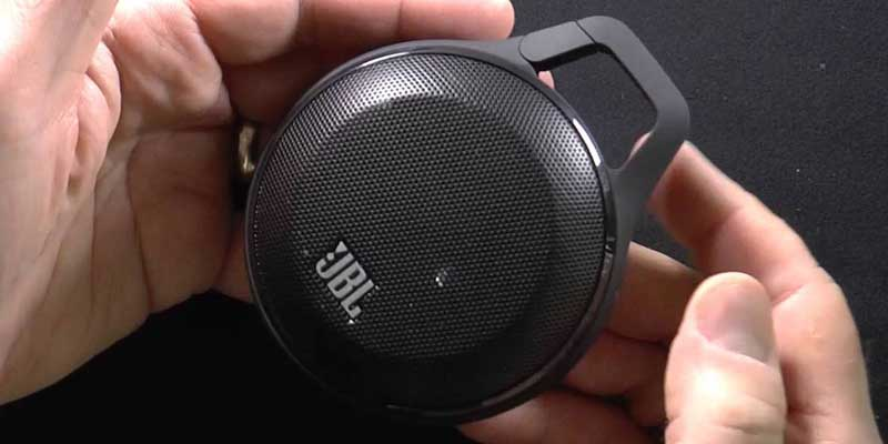 Clip+ – Splashproof Portable Bluetooth Speaker by JBL