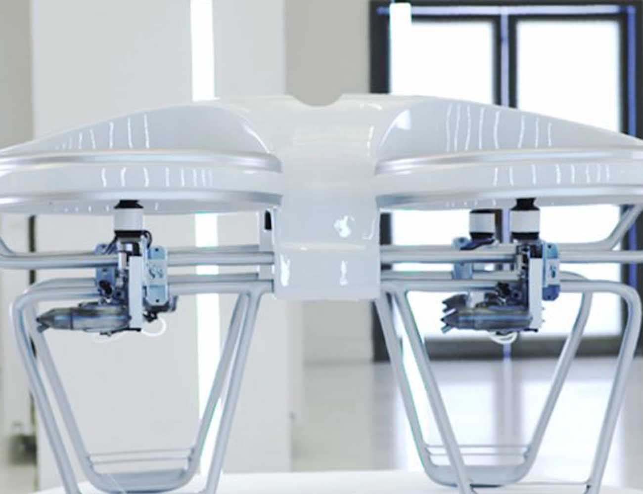 yeair! The Quadcopter Of The Future