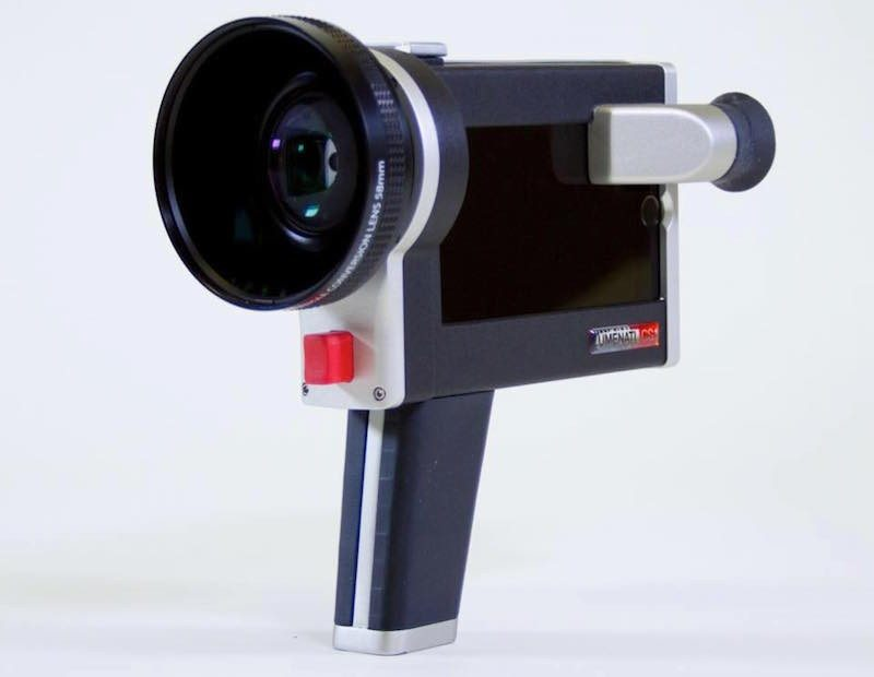 Lumerati's CS1 Improves iPhone Filmmaking with Super 8-Style Hardware