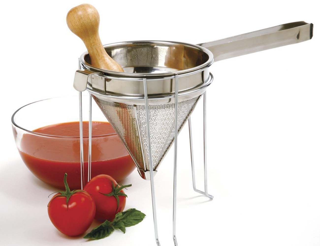 3-Piece Stainless-Steel Chinois Set by Fox Run