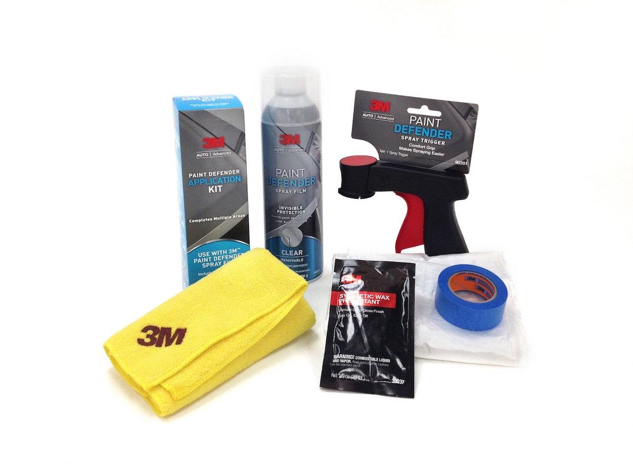 3M Paint Defender System