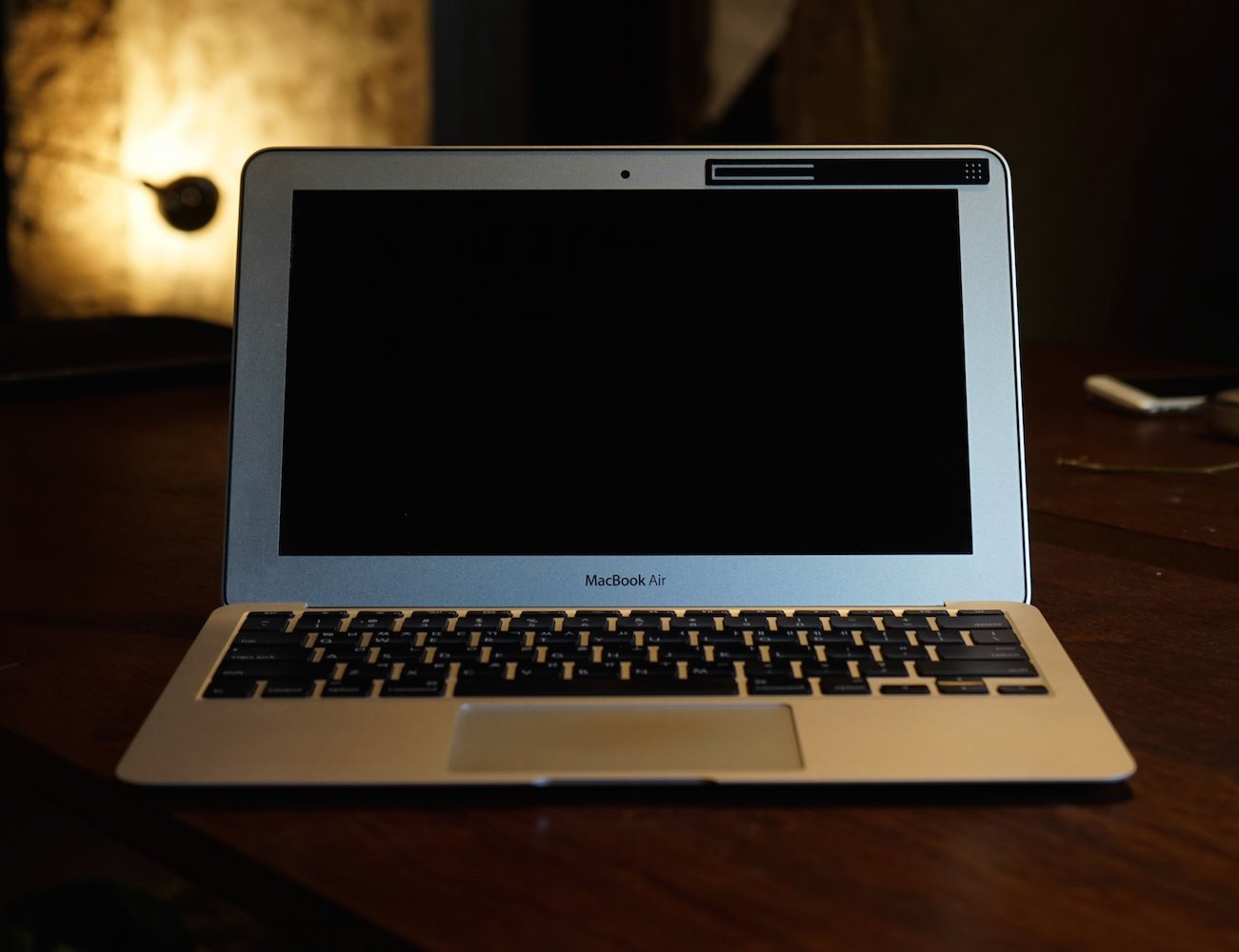 701 Metal Clip For Your MacBook by Posh Projects