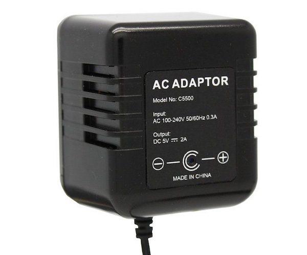 AC Adaptor DVR – Hidden Camera in Disguise