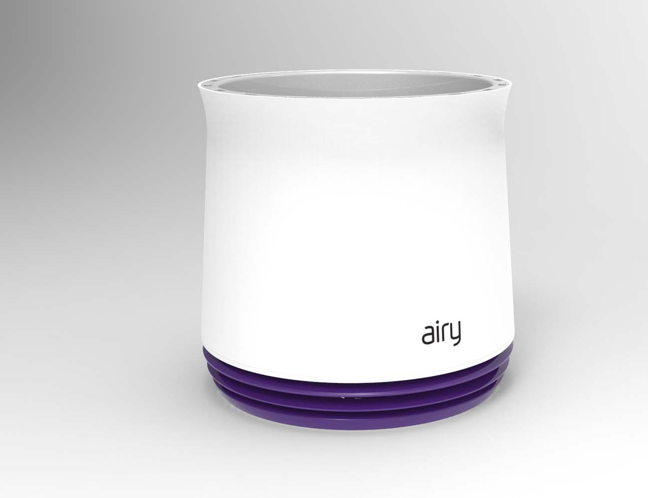 AIRY – Your Solution Against Indoor Air Pollution!