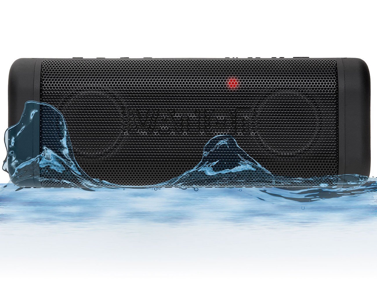 Acoustix All-Terrain Bluetooth Speaker By Ivation