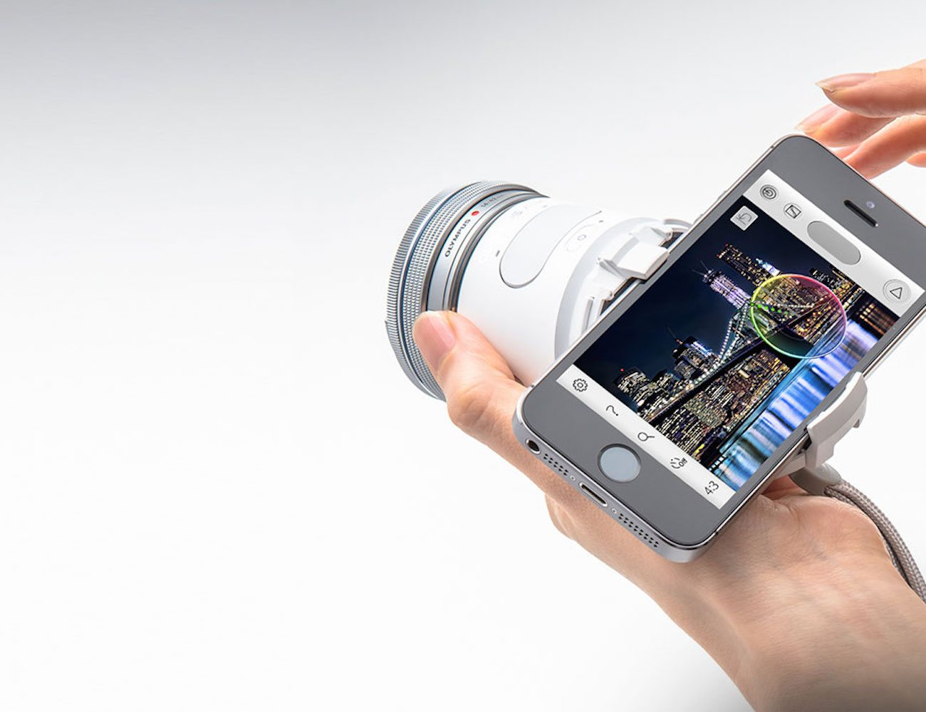 Air A01 Smartphone Camera By Olympus
