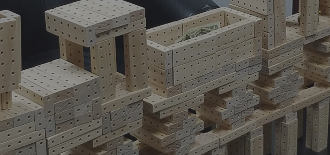 ArkoBlox Wood Design Blocks