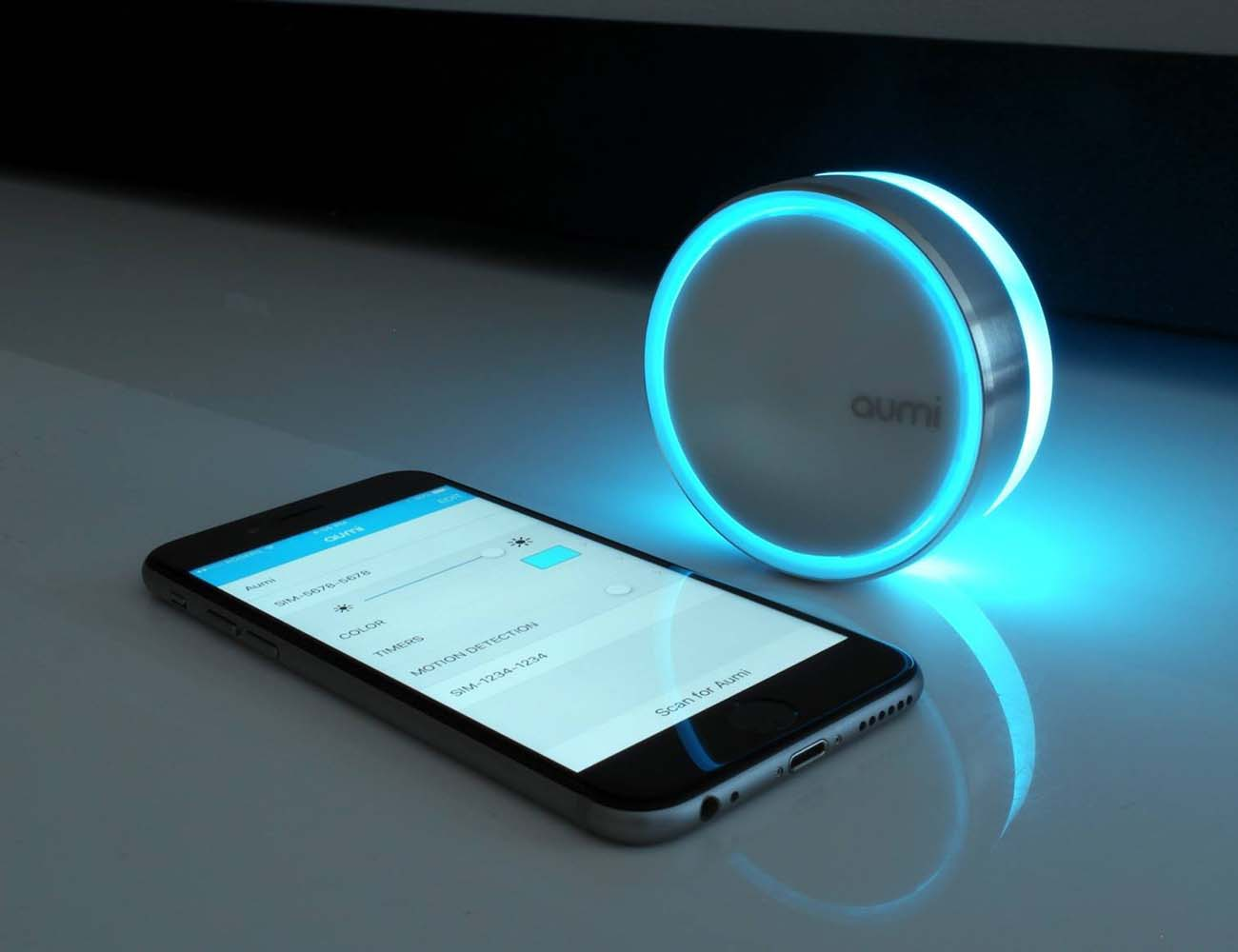 Aumi – Reinventing the Night Light