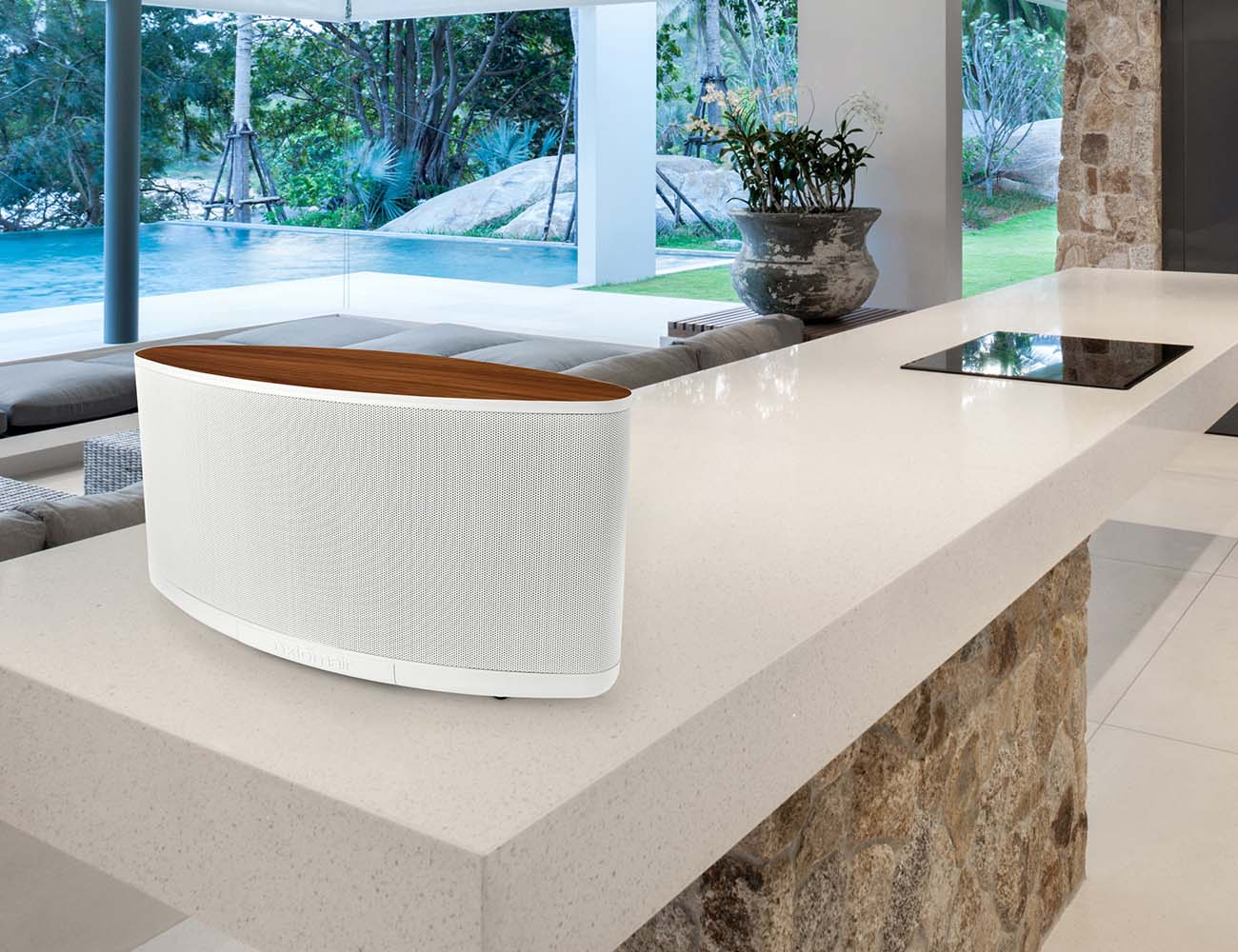 AxiomAir – Powerful Wireless Wi-Fi Speaker