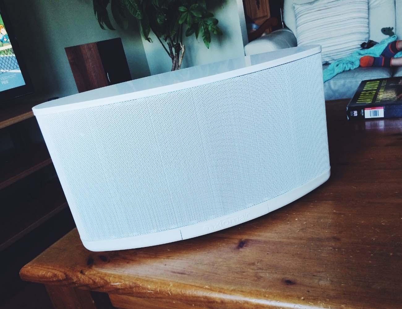 AxiomAir – Powerful Wireless Wi-Fi Speaker