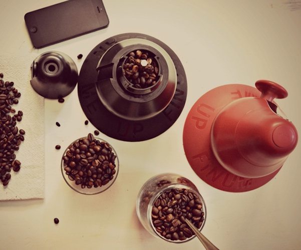 BEAN ME UP™ – Future of Manual Coffee Grinders