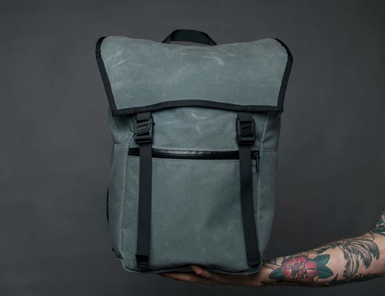 Backpacks & Utility Bags Made In Canada By Ynot