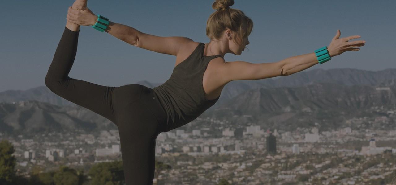 Bala Bangles Yoga Weight Bracelets