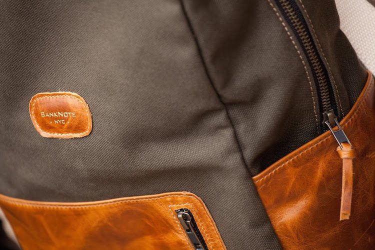 BankNote Backpack – A Backpack For Grown-Ups