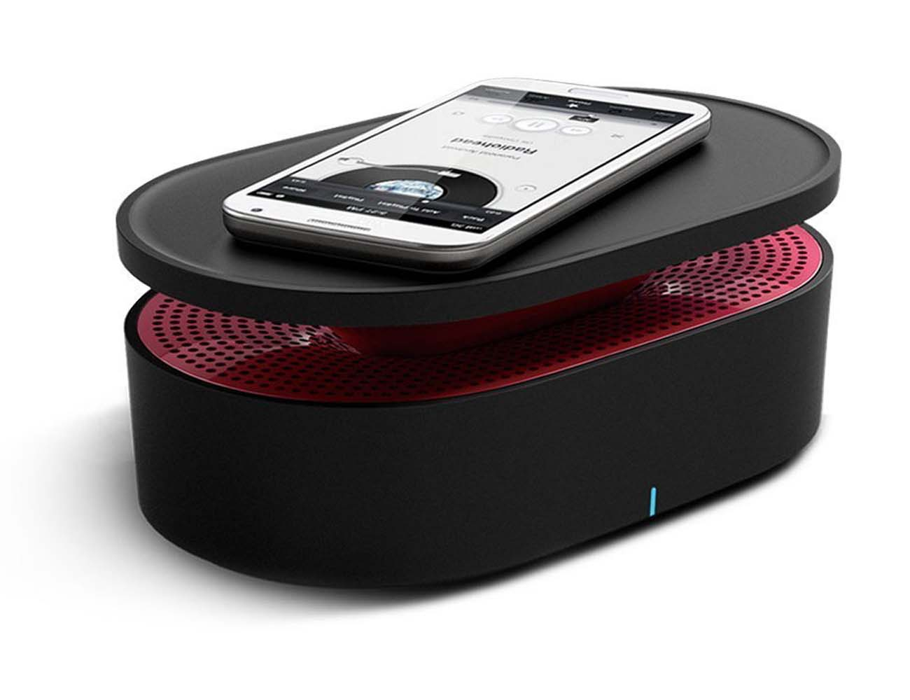 Bento – Close Contact Induction Speakers By Oaxis
